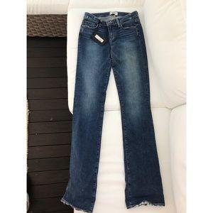 PAIGE Manhattan Jeans NWT